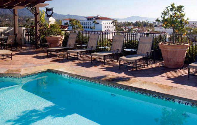 Canary Hotel, Santa Bárbara
