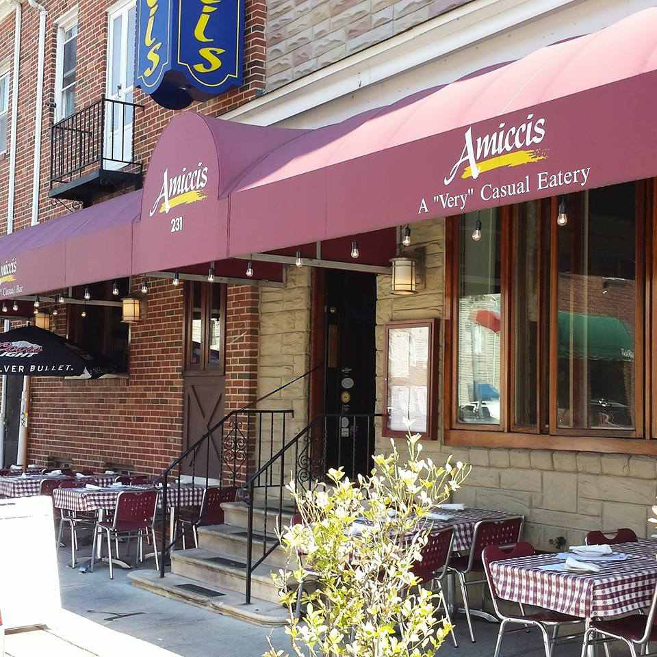 Amiccis Restaurant In Baltimore
