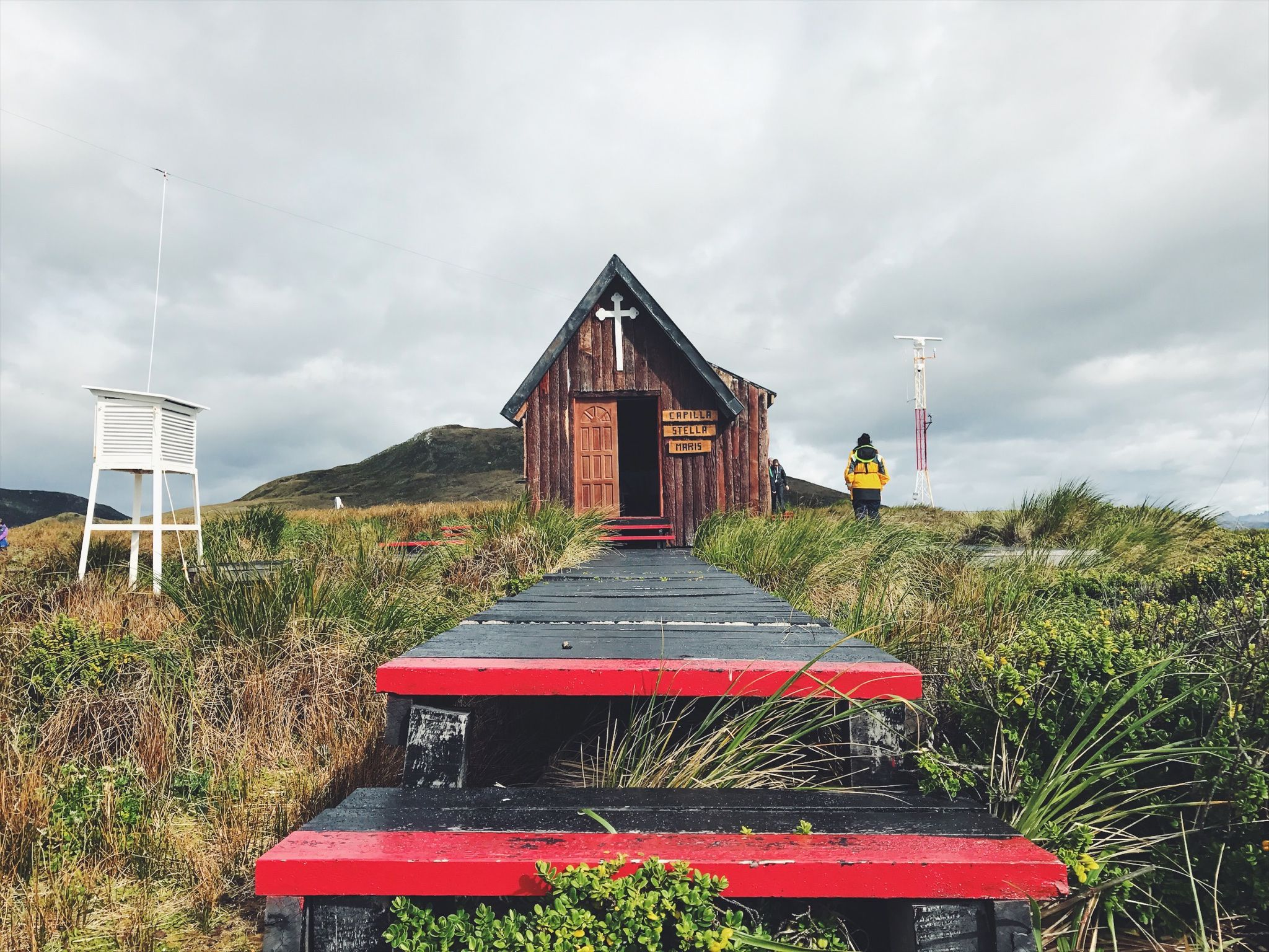 Stella-Maris Chapel on Cape Horn