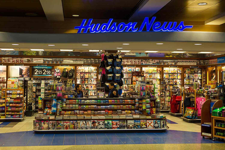 Hudson News SeaTac