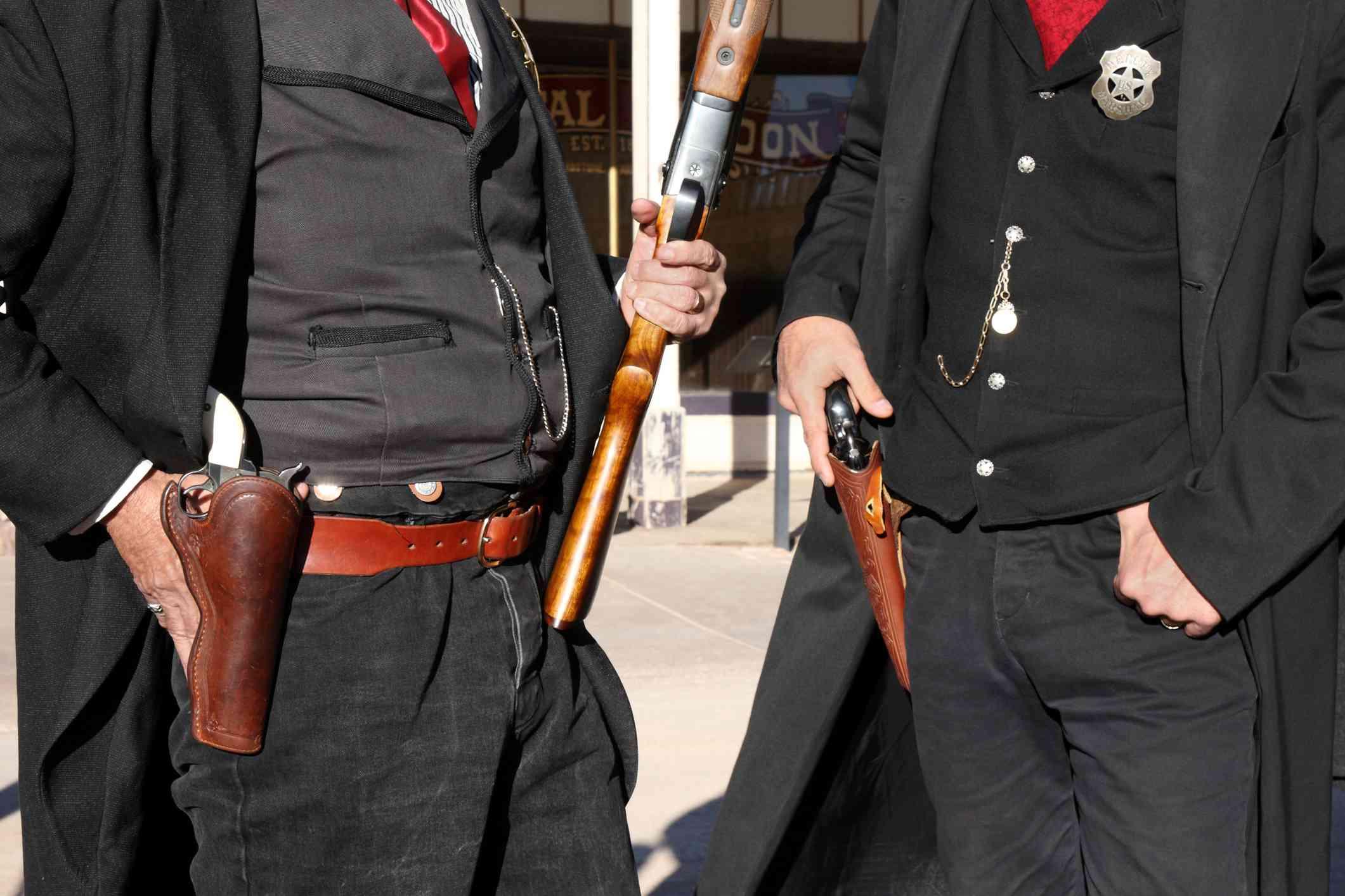deputies in Tombstone
