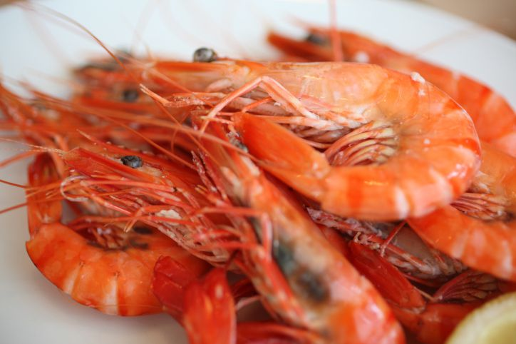 Prawns, Durban Seafood Restaurants