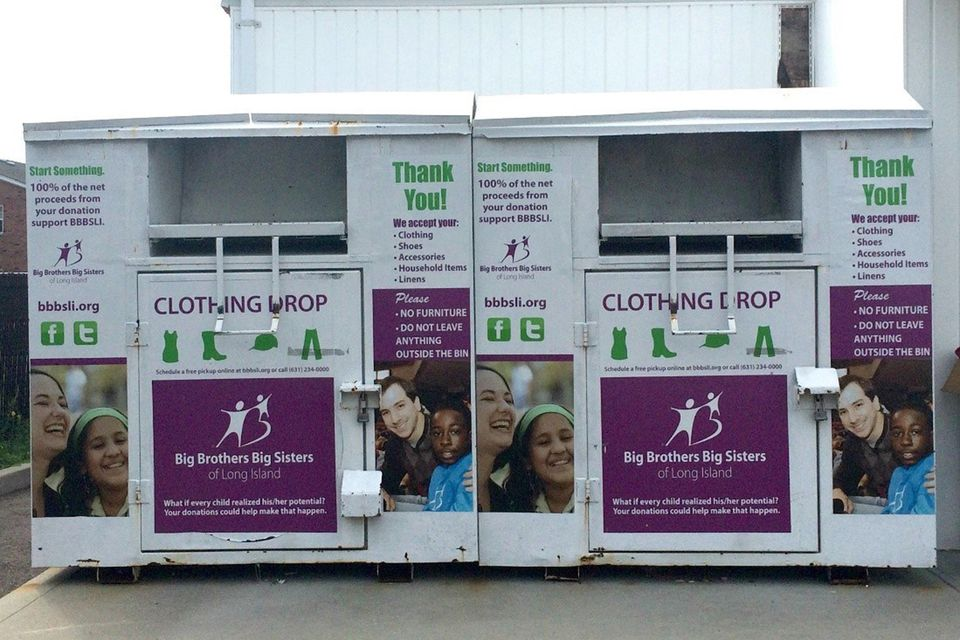 Big Brothers Big Sisters of Long Island Donation Center