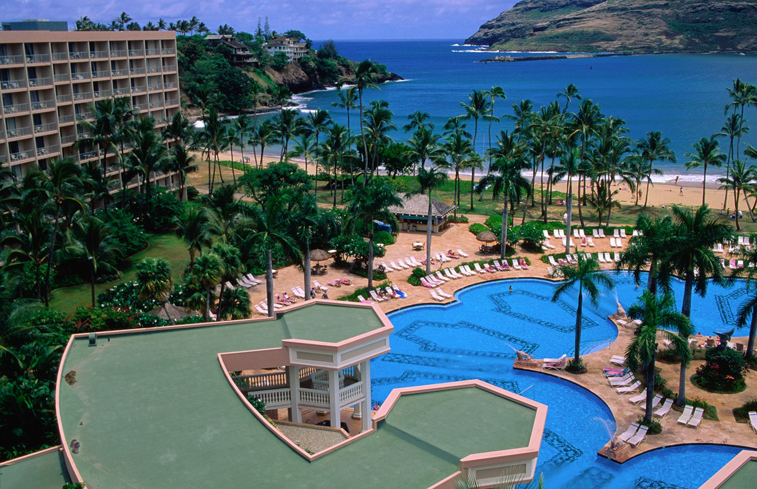 Canyon State Auto >> Kauai Marriott Resort and Beach Club