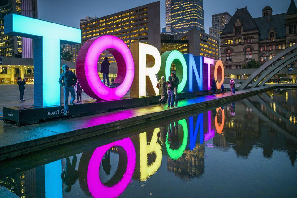 Canadá, Ontario, Exterior