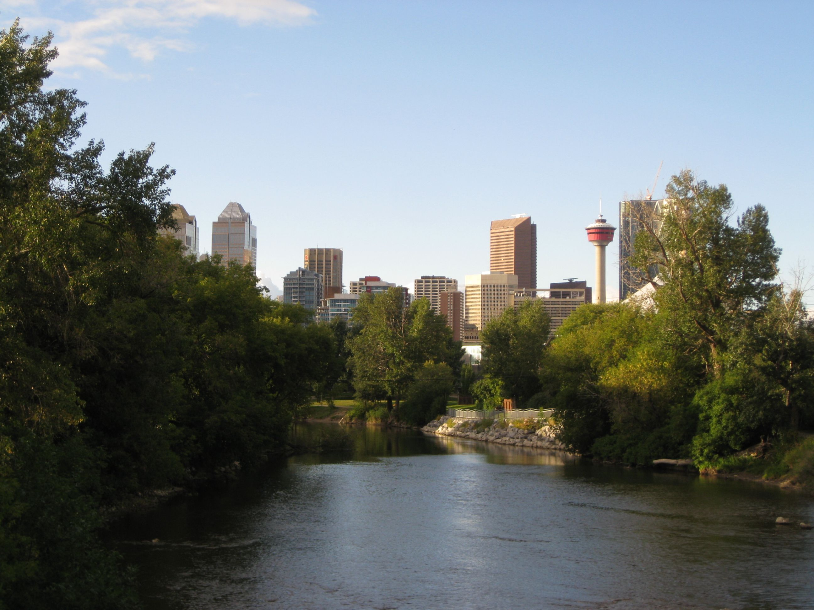Calgary gay places