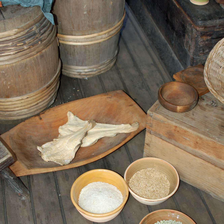 Pilgrim Provisions Mayflower II