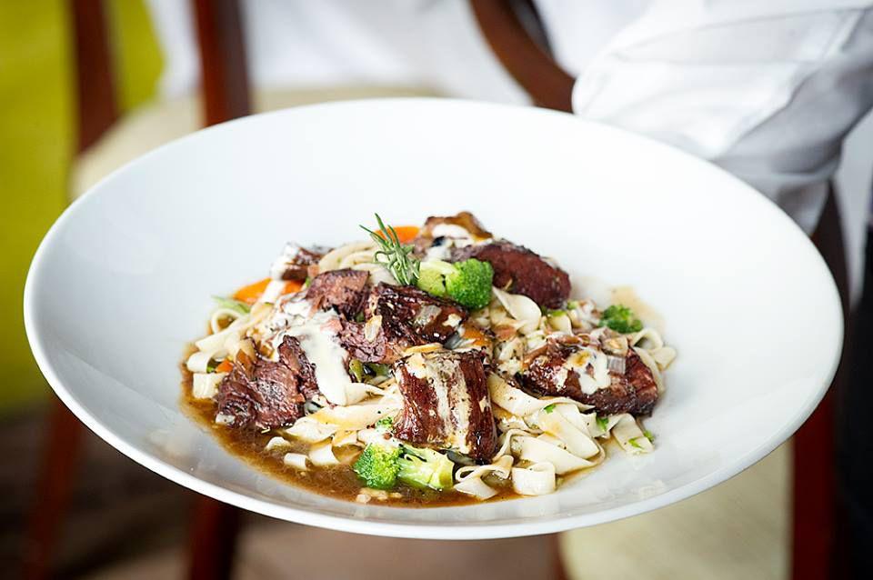 Boeuf Bourguignon en Trio Restaurant, Puerto Vallarta
