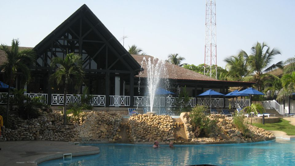 Labadi Beach Hotel, Accra, Ghana, A recommended place to stay in Ghana