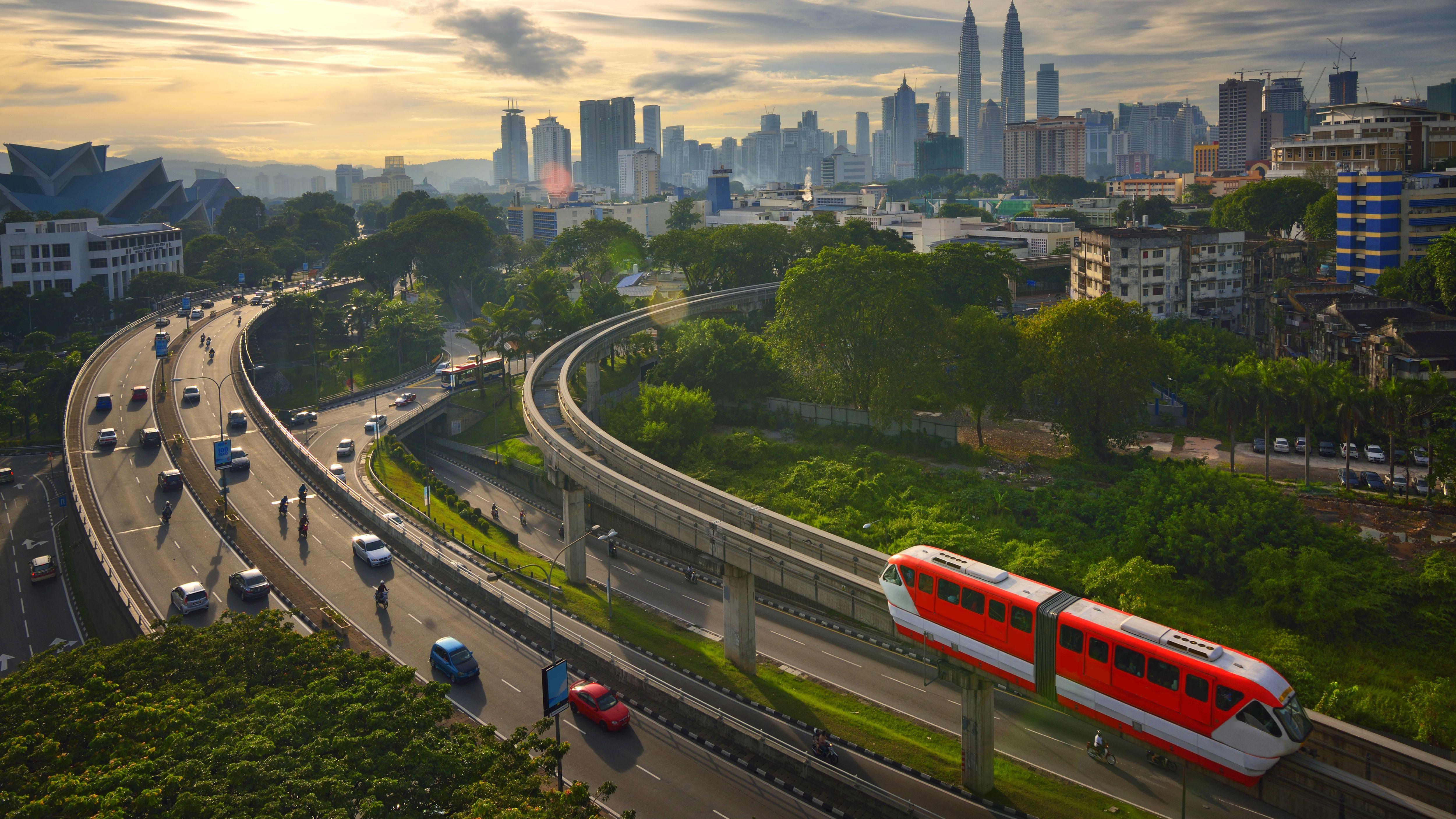 Kuala Lumpur Subway Map Pdf.Transportation In Kuala Lumpur How To Get Around In Kl