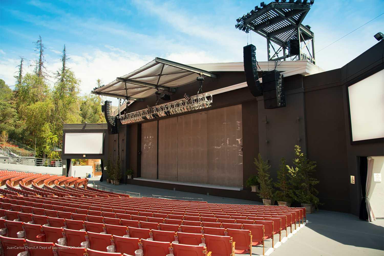 Teatro griego, Los Ángeles