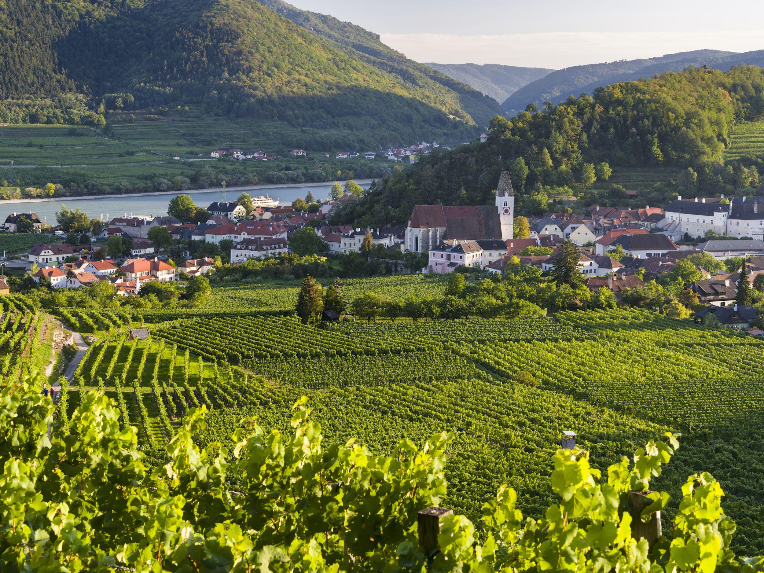 El valle de Wachau en Austria: Patrimonio de la Humanidad por la UNESCO