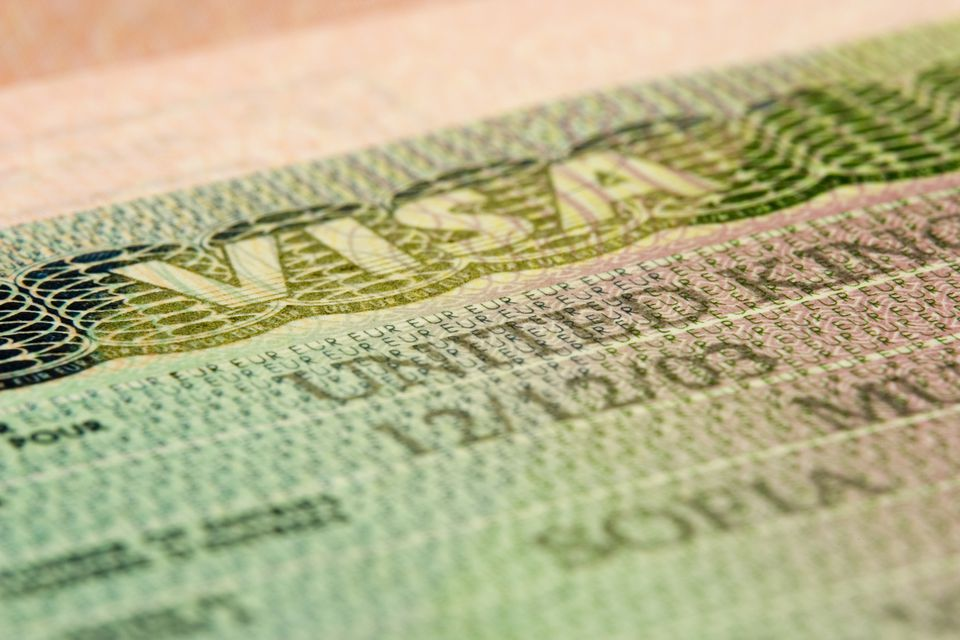 UK Entry Visa: Close Up