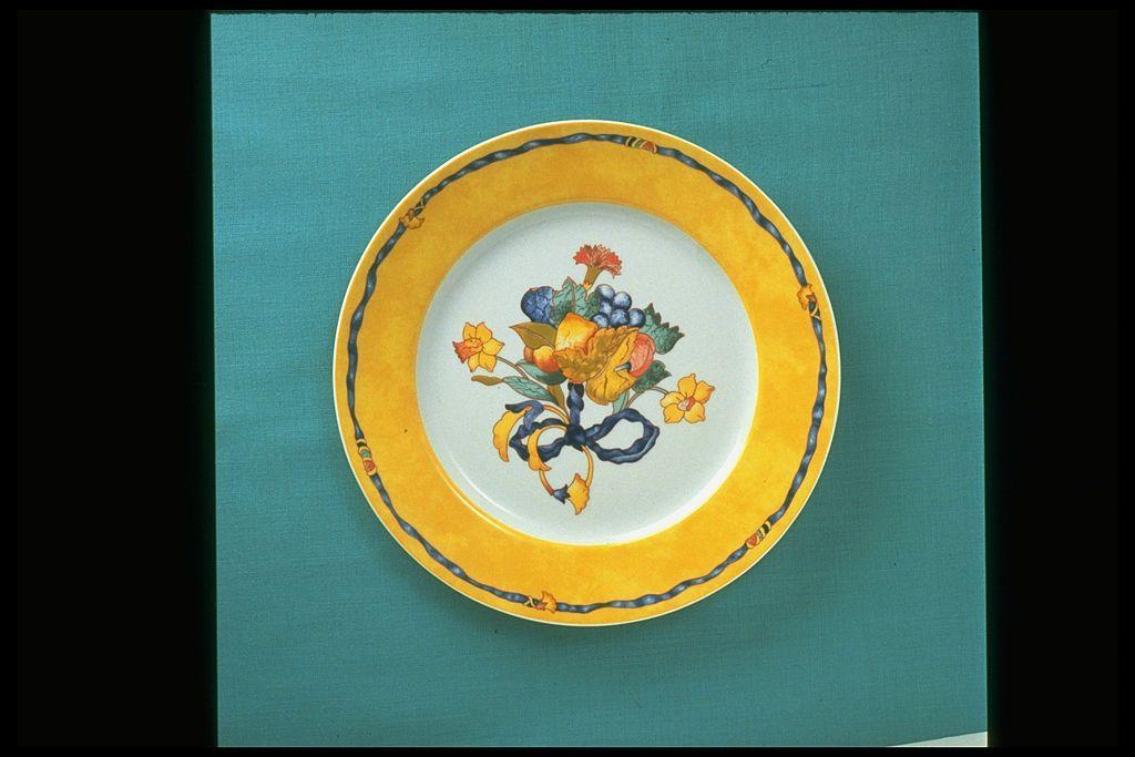 Bernardaud plate