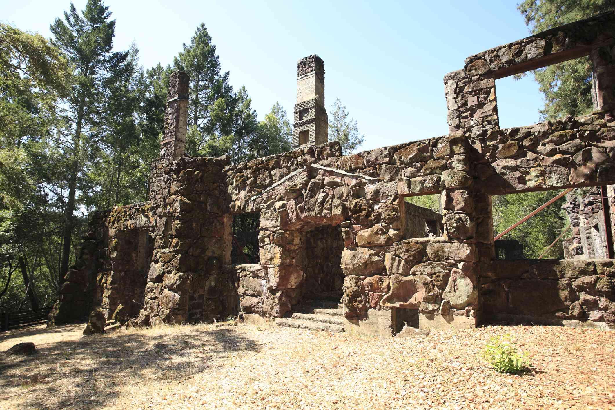 Jack London State Historic Park in California