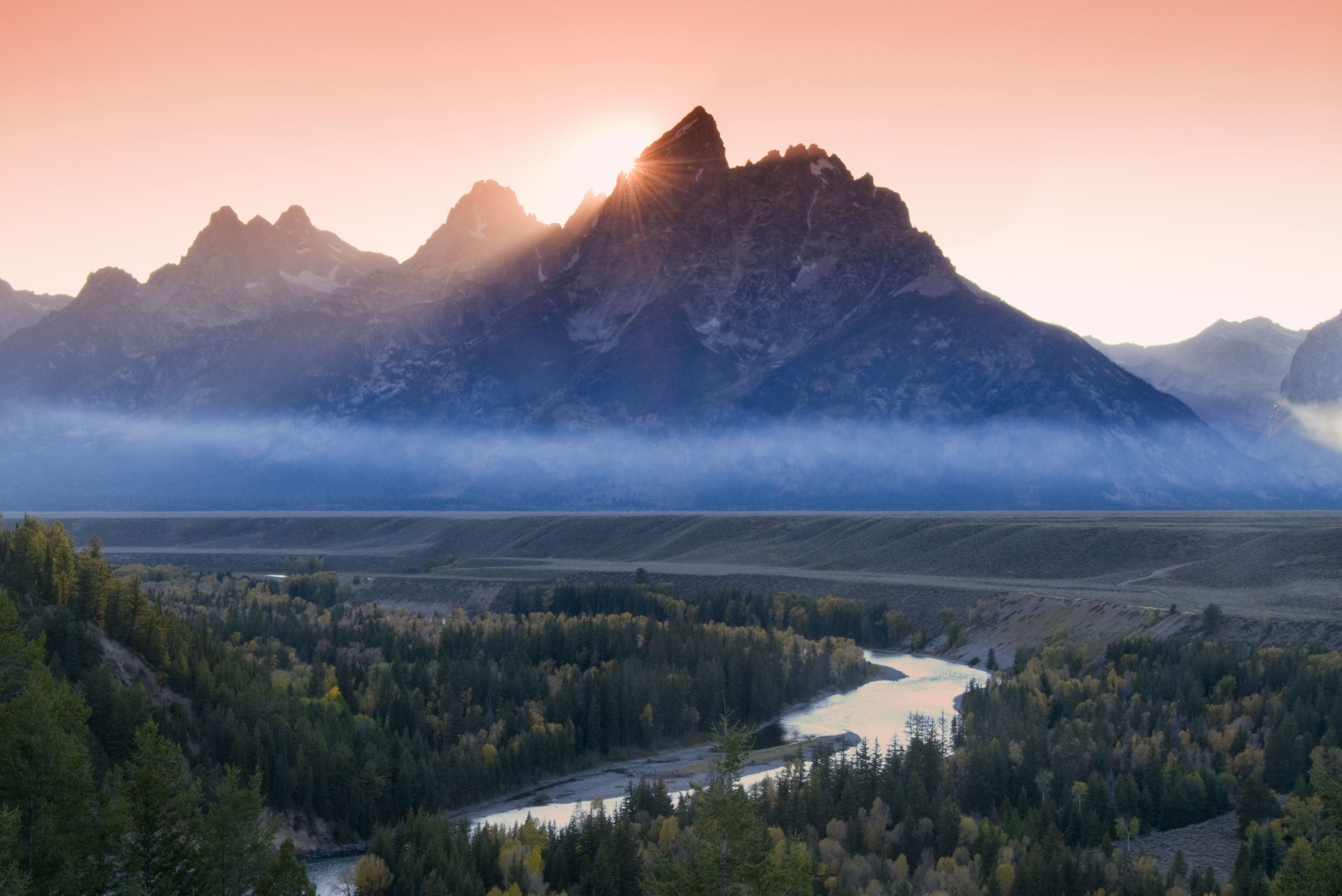 S And B Filters >> Overview of Wyoming's Grand Teton National Park