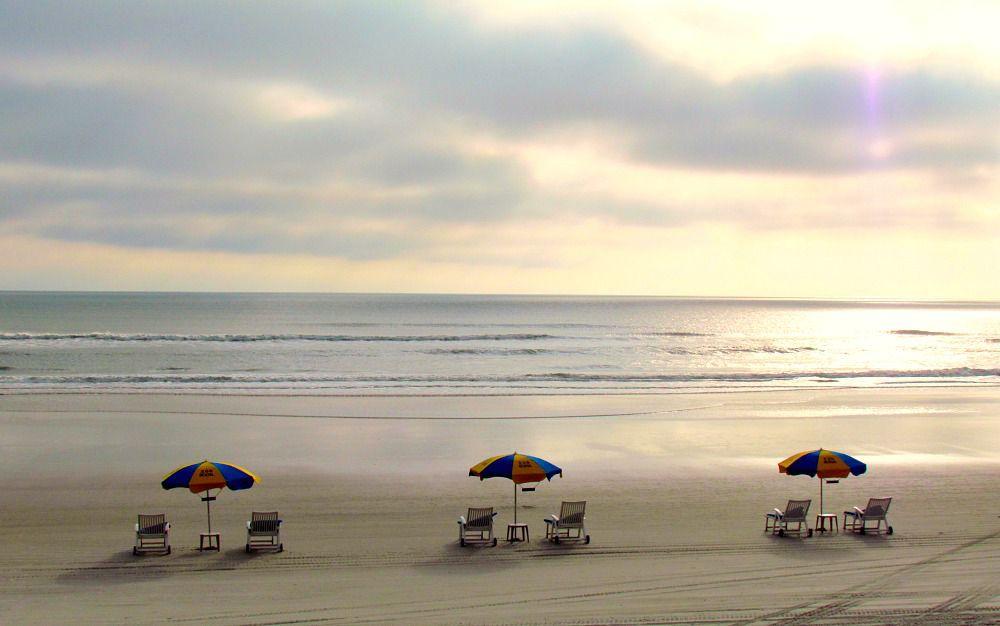 View from The Shores Resort & Spa, Daytona Beach
