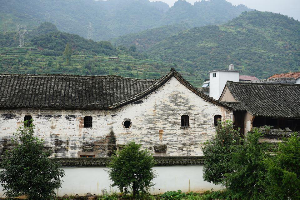 zhejiang yuyuan village