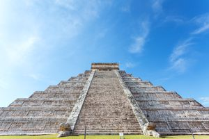 El Castillo (Kukulkan), Chichen Itza, Mexico