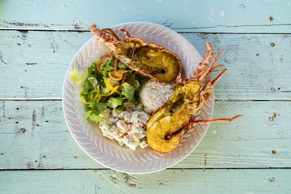 Bajan cuisine