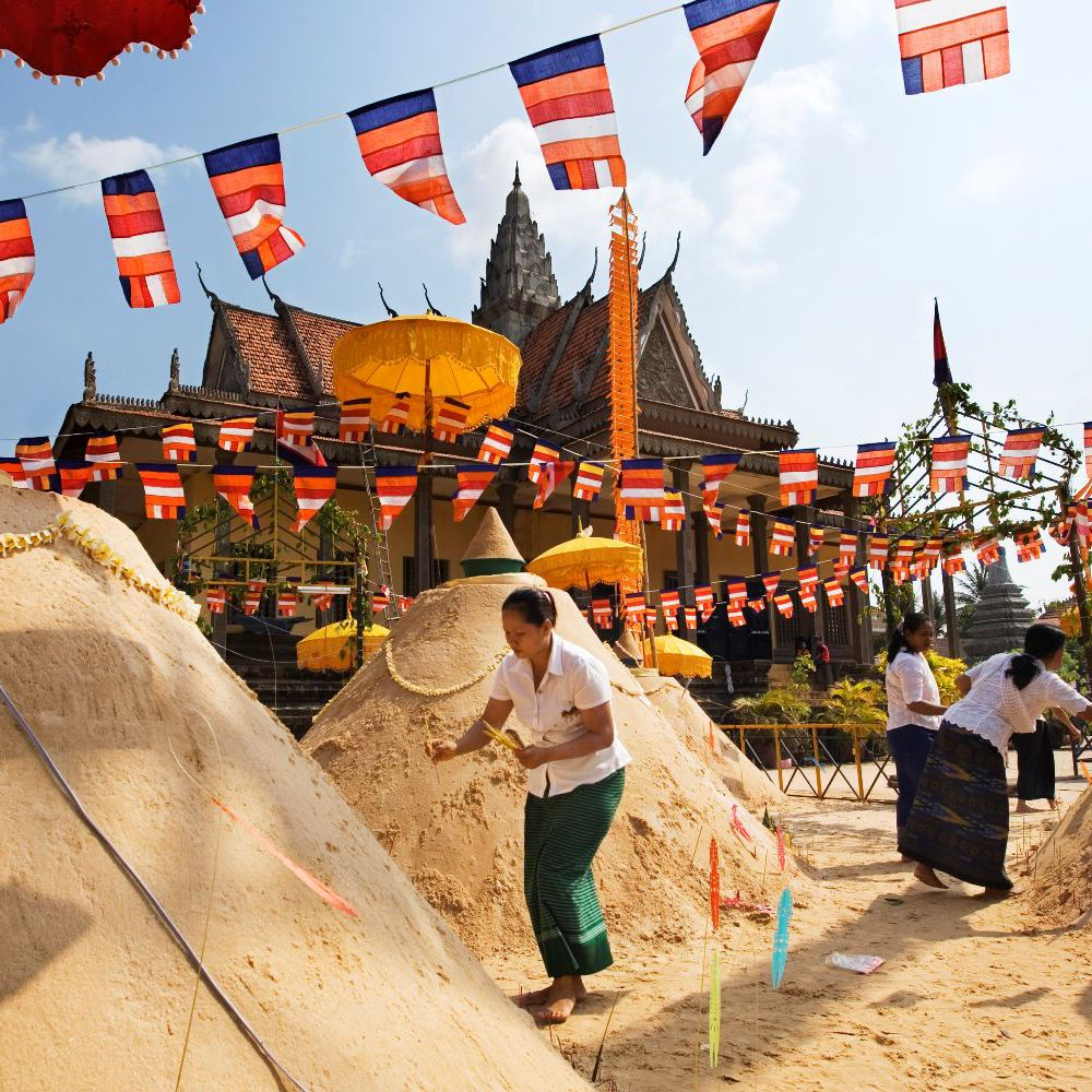 Khmer New Year 2020.How To Celebrate The Khmer New Year In Cambodia