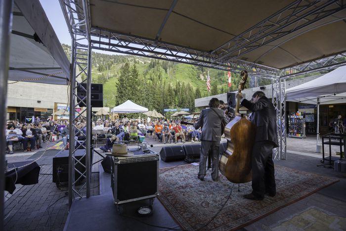 Utah summer concert