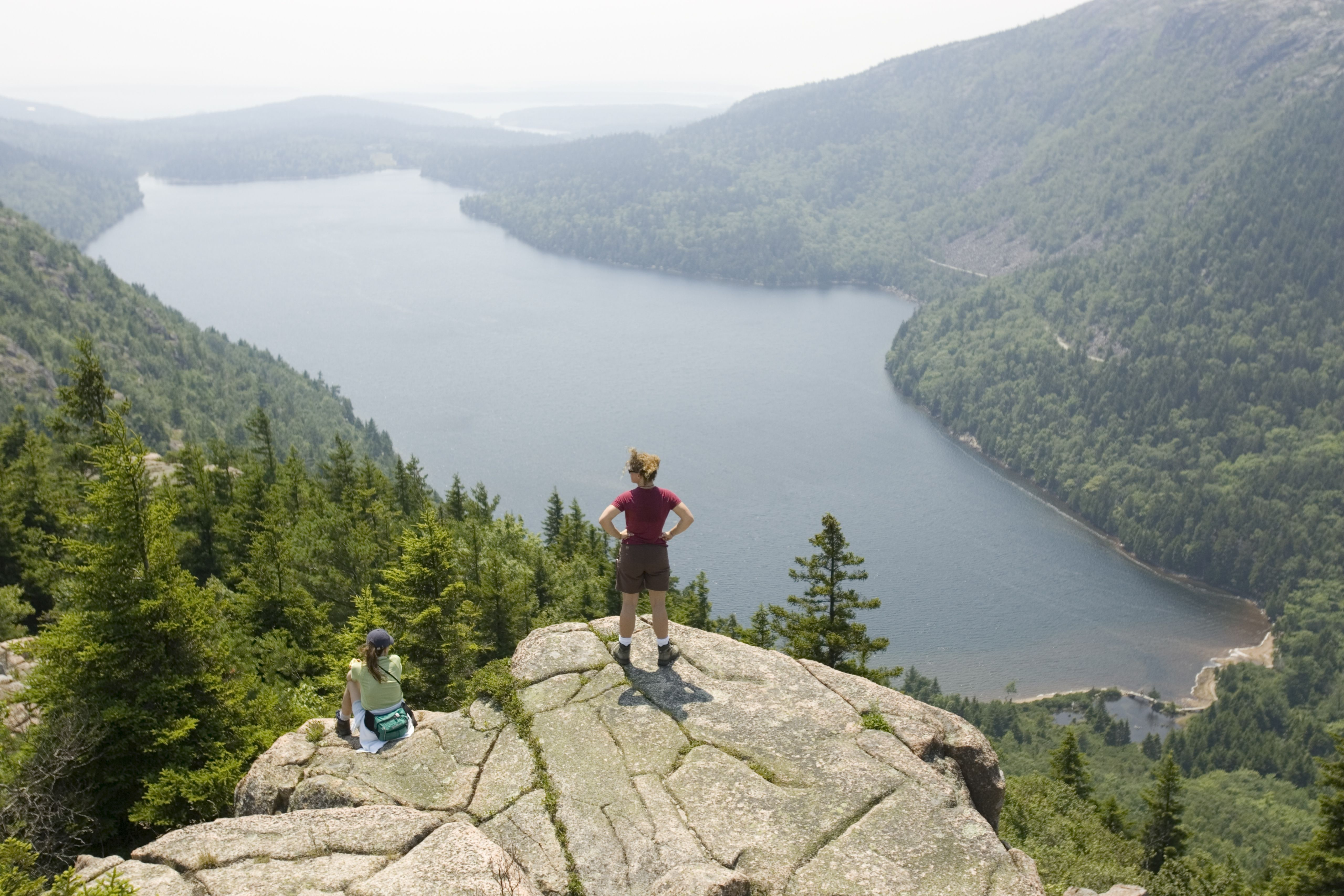 Acadia National Park in Maine.