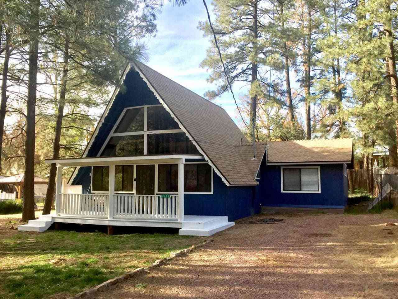 Three-Bedroom Family Cabin in Strawberry