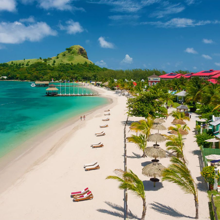To Sandals Grande Guide StLucian Beach Resort The w8mvNOn0
