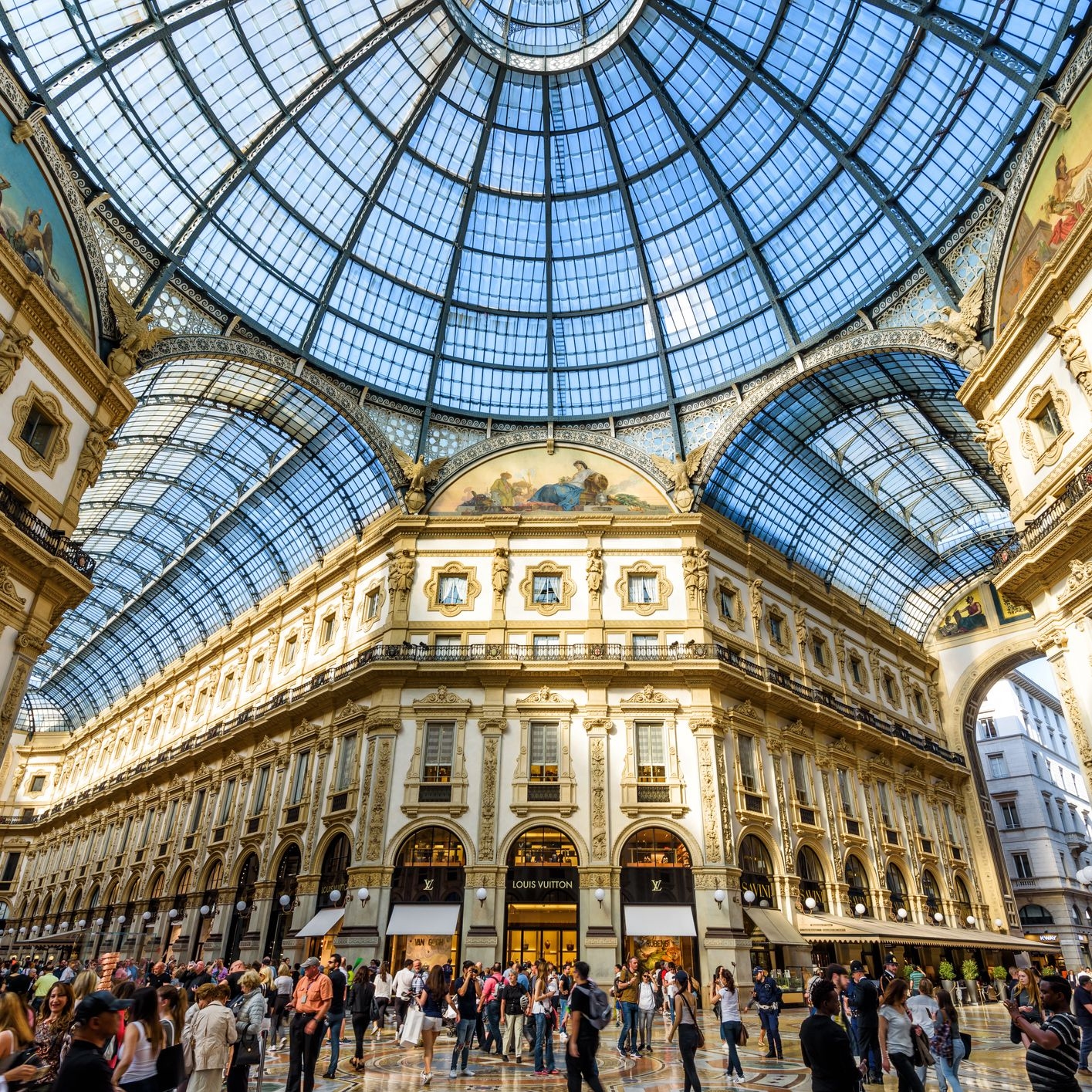 Shopping in Italy's Famous Fashion Capital