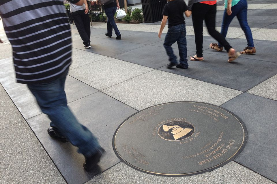 GRAMMY Walk of Fame