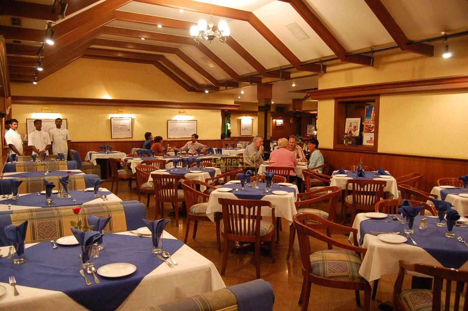 Interior of Koshy's Bar & Restaurant
