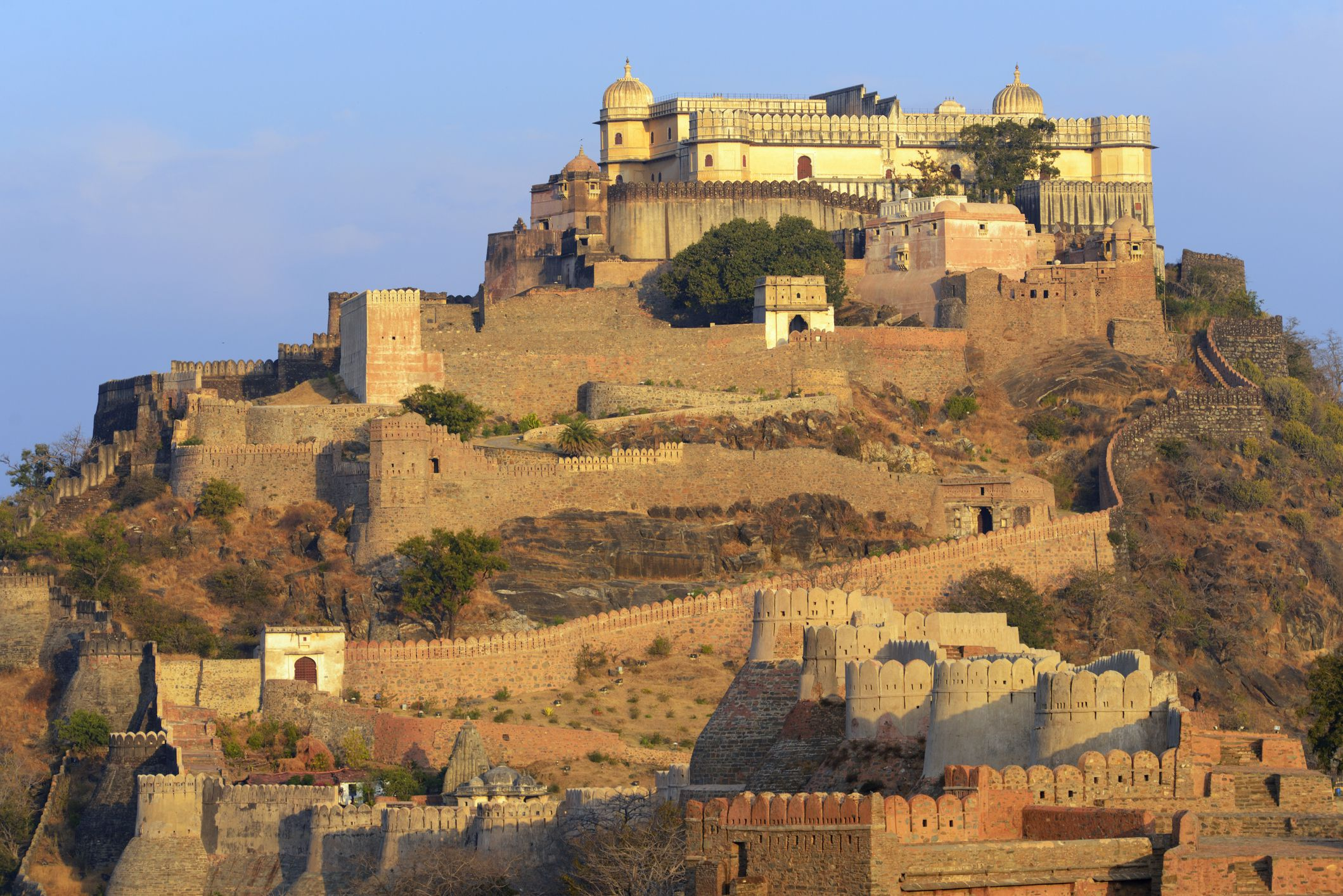 Planning A Road Trip >> Kumbhalgarh Fort in Rajasthan: The Complete Guide