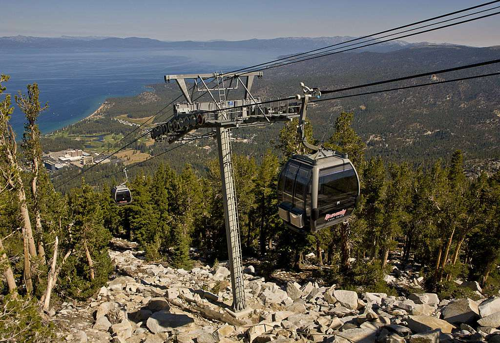 Heavenly Mountain Resort Gondola
