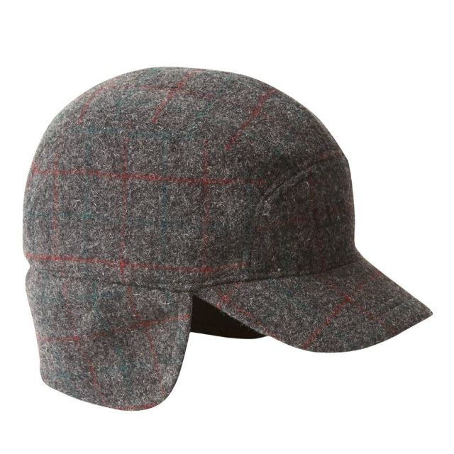 Maine Guide Wool Cap with PrimaLoft