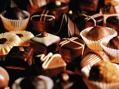 Photo of Assorted Chocolates; Photo Credit: Charles Thatcher / Getty Images