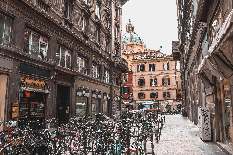 Public Square in Bologna