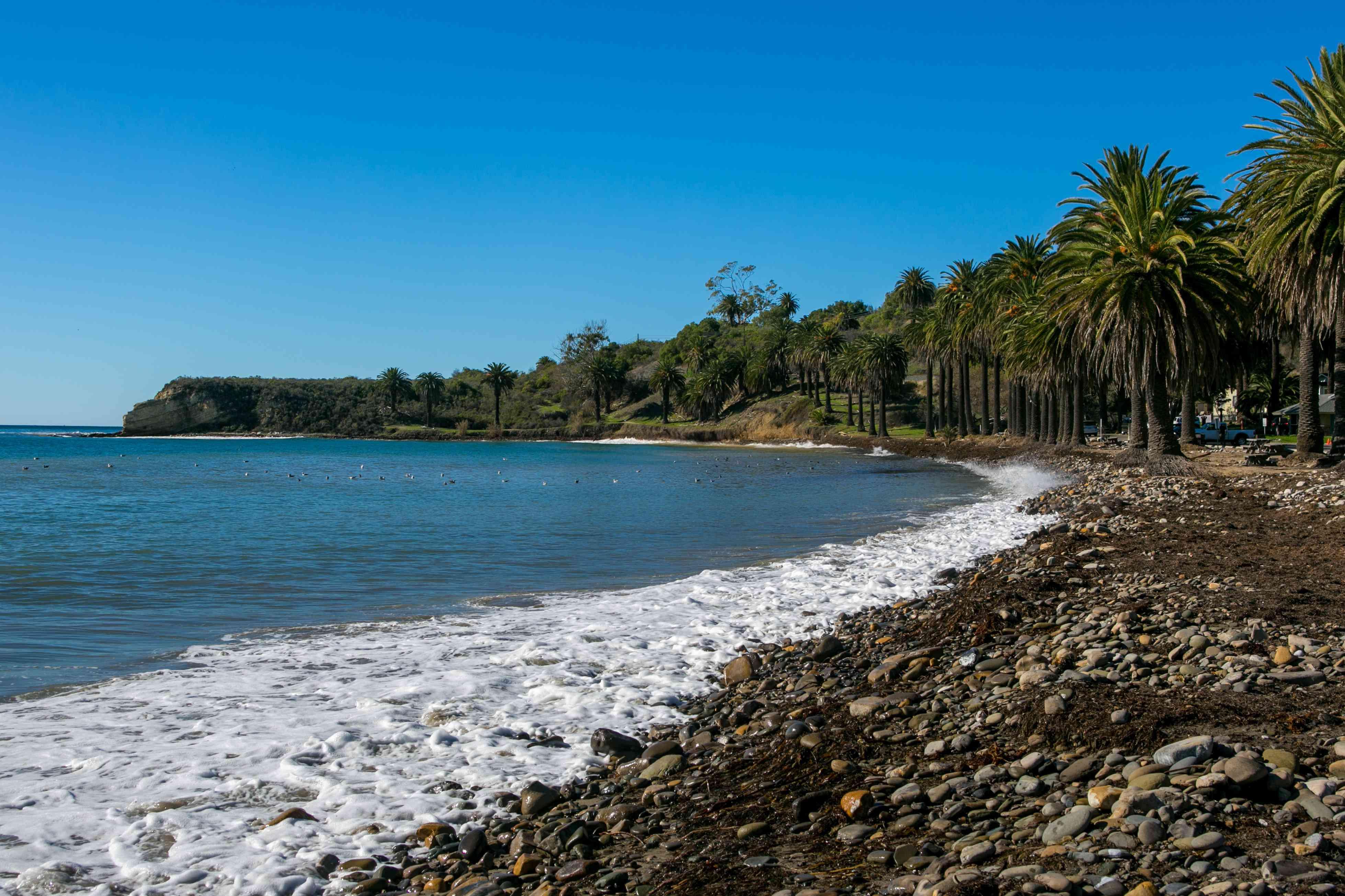 Refugio Beach, Santa Barbara