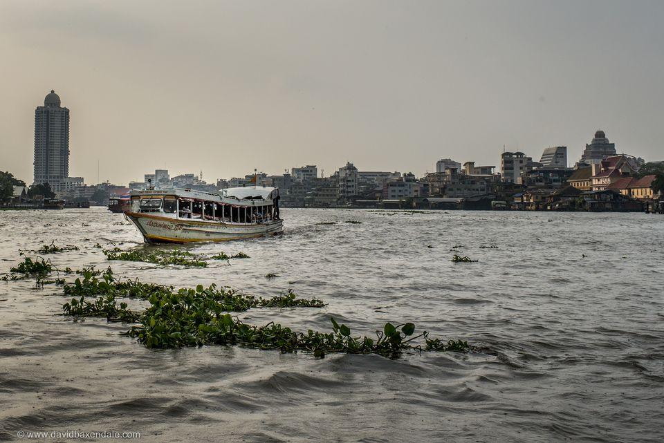 Bangkok Chao Phraya River Ferry