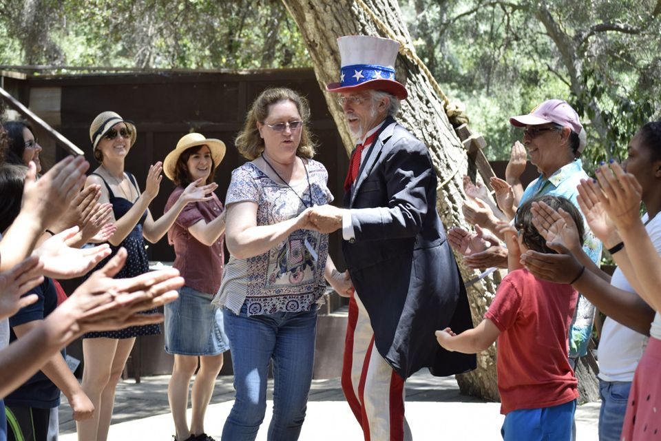 4th of July Barn Dance at Theatricum Botanicum