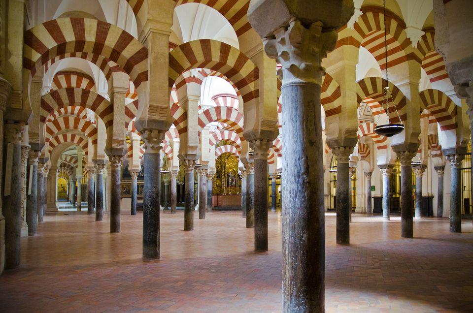 Mezquita in Cordoba, Andalusia