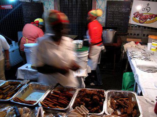 Gouyave Fish Fry, Grenada