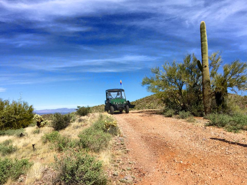 Off-Roading en Arizona