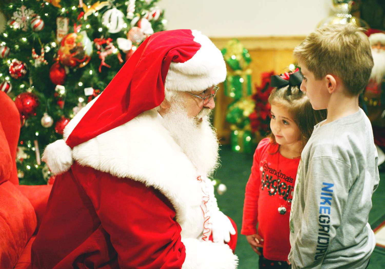 Christmas in Santa Claus, Indiana