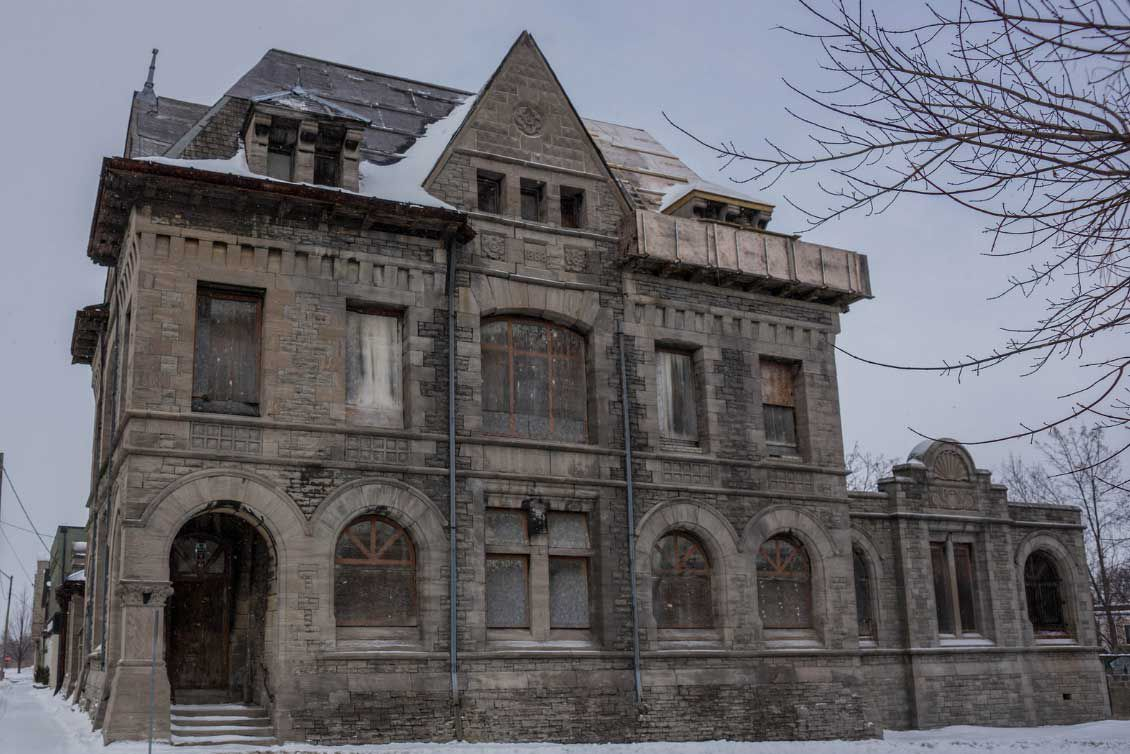 Abandoned Buildings To Explore In Western New York