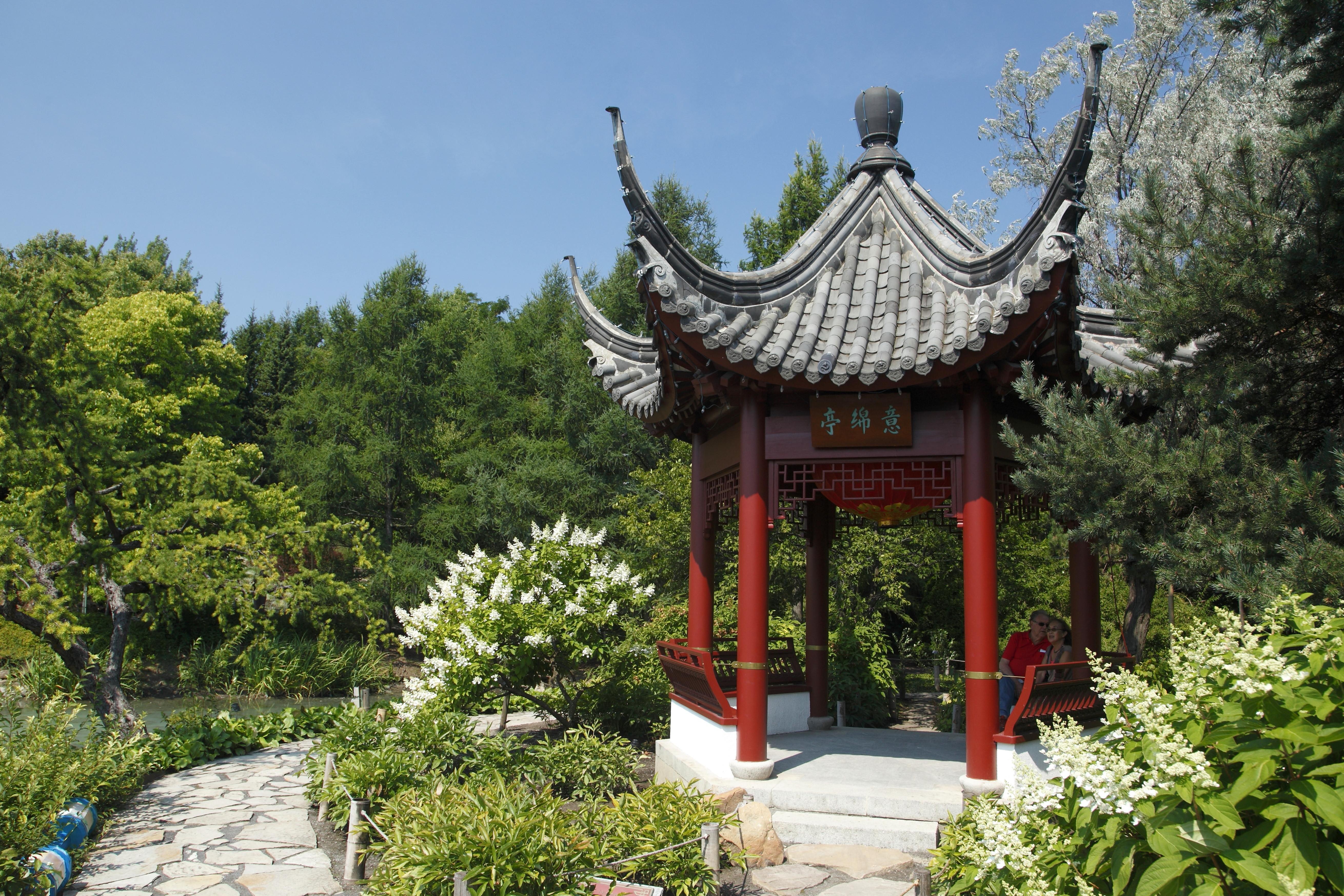 Montreal Botanical Gardens Visitors Guide