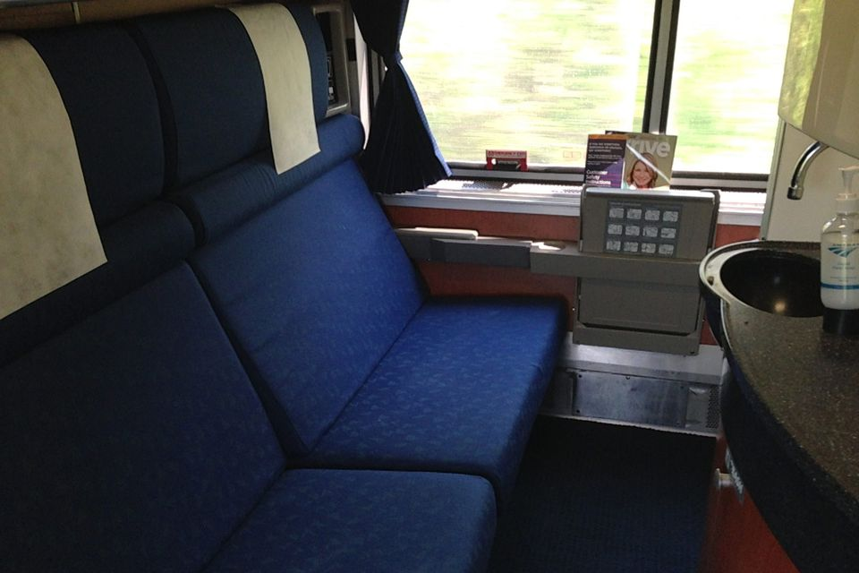 A Photo Guide to Traveling on Amtrak