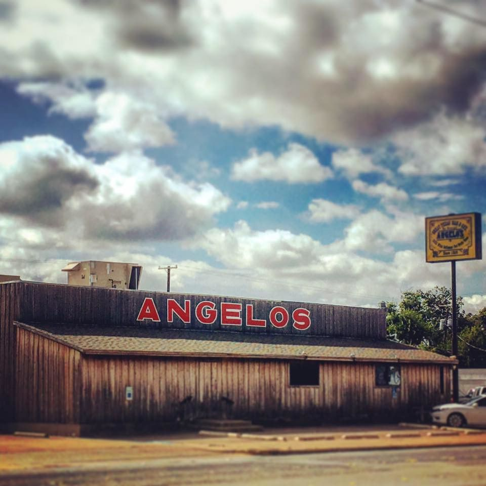 Angelo's Barbecue exterior