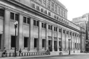 Union Station Chicago, Illinois