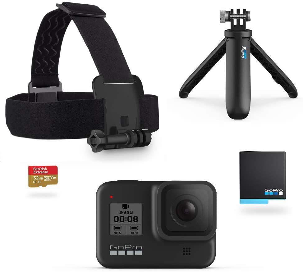 GoPro HERO8 Black Retail Bundle